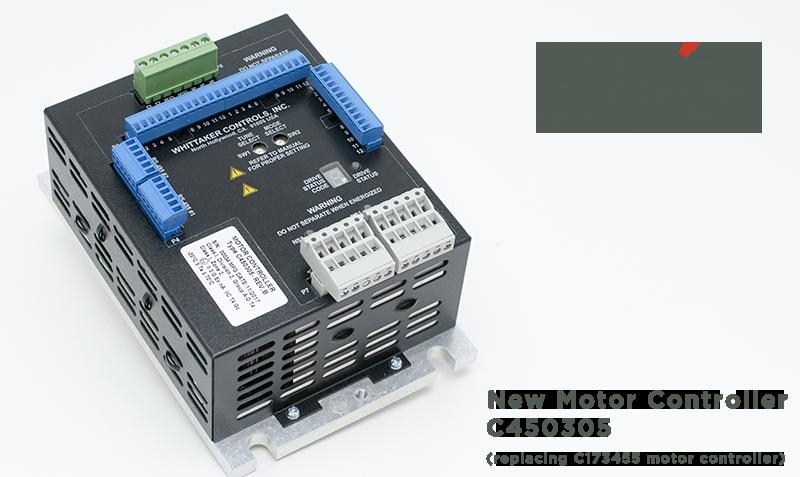 C450305-1 Meggitt Digital Motor Controller